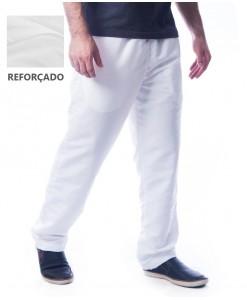 CALÇA TACTEL REFORÇADO *SEM FORRO* - BRANCO - BUTU BIRU
